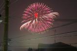 江戸川の花火⑥