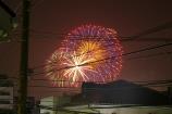 江戸川の花火④