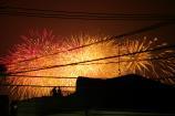 江戸川の花火⑩