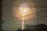江戸川の花火⑧