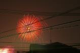 江戸川の花火③