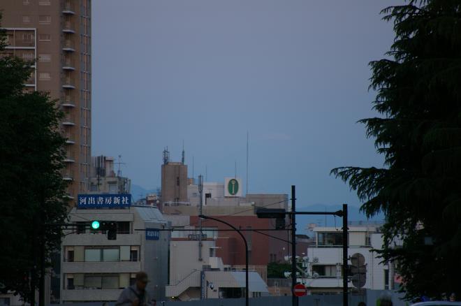 月と富士⑦
