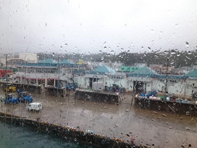 徳之島亀徳新港