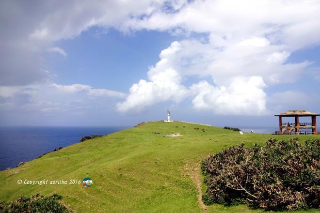与那国島東崎灯台