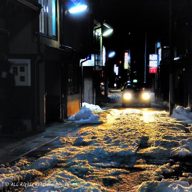 「道」 前照灯