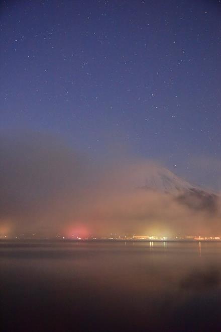 怪しい霧が