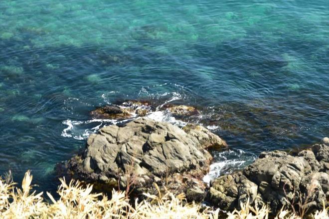 エメラルド海