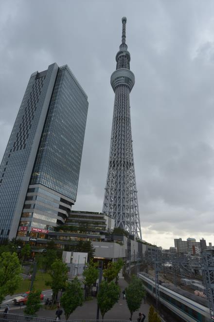 今日は曇りのち雨かな