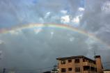 相模原市の虹
