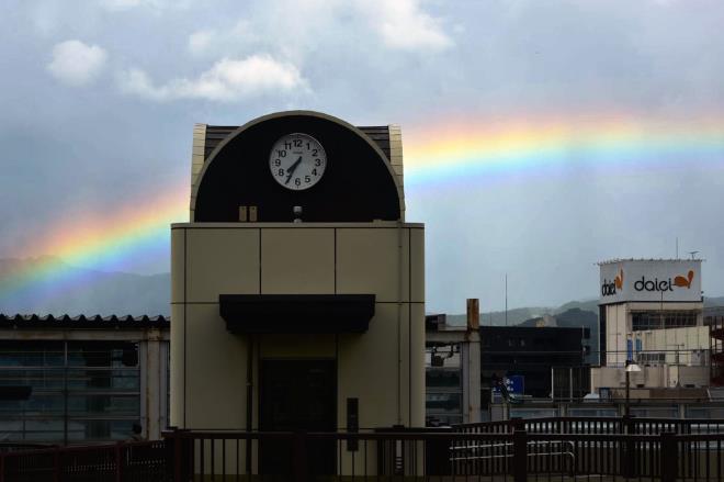 虹の時計台2