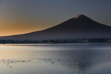 富士山のうつくしい姿